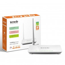 Tenda 150Mbps Wireless ADSL 2+ Modem Router (TE-D151)Wireless Routers With Modem