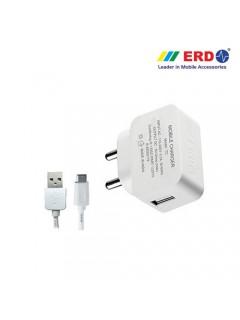 ERD TC-27 Micro USB Cahrger 5V 2Amp White