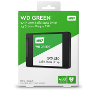 Western Digital WD Green 480 GB 2.5 inch SATA III Internal Solid State Drive