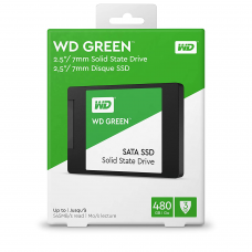 Western Digital WD Green 480 GB 2.5 inch SATA III Internal Solid State Drive