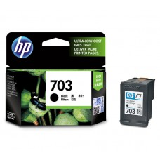 HP Deskjet 703 Black Ink Cartridge (HP Part Code: CD887AA)